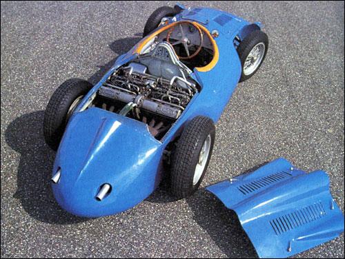 """Ни до, ни после Т251 в Формуле1 не пытались поставить рядную """"восьмерку"""" поперек"""