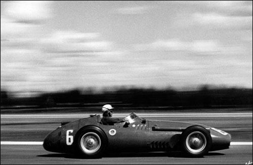 Для Жана Бера аргентинская гонка 1957 года стала одной из лучших в карьере