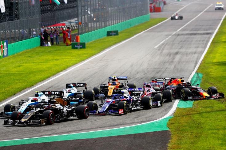 Формула-1 официально представила европейскую часть